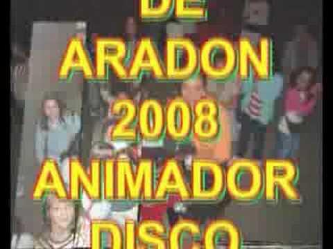 ALCANADRE.DIA DE LA VIRGEN DE ARADON.ANIMADOR DAVID