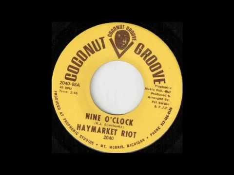Haymarket Riot - Nine O