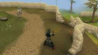 RuneScape BTS 3: Fish Flingers and Combat's Abilities!