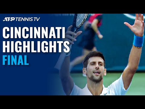 Djokovic Masters Raonic For Cincy Title | Cincinnati 2020 Final Highlights