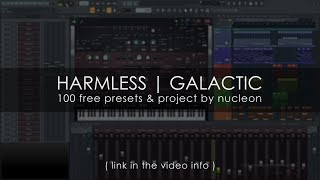 Harmless Library   Galactic by Nucleon (FREE)