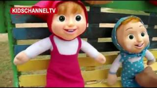 Маша и Медведь | Masha And The Bear Cartoon Kids Toys