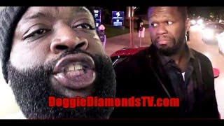 Rick Ross on 50 Cent: 'I'm the Biggest L He Ever Took'