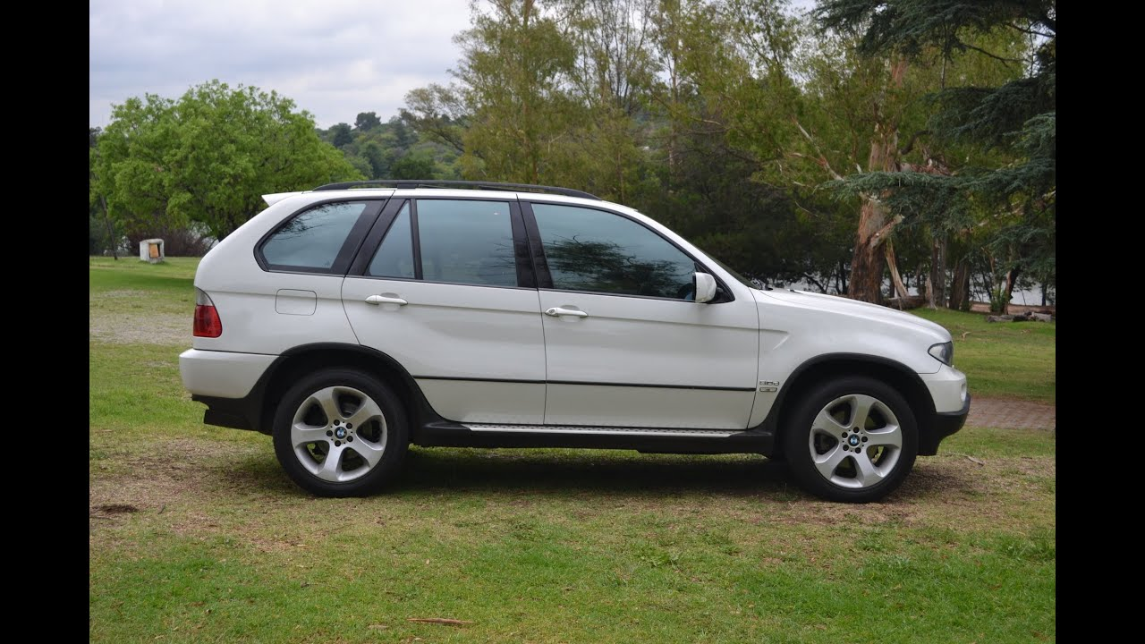2006 Bmw X5 3 0d Sport 2501 Youtube