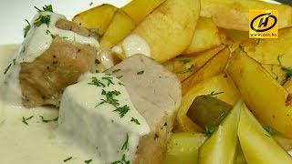Самые вкусные блюда из картошки на неделе белорусской кухни  в Минске