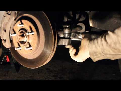 "Tie Rod End, 00-05 Cadillac Deville Remove Replace ""How to"""