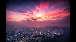 【風景攝影日常】打風前夕上飛鵝 灰天爆鏡好坎坷 // 香港風景攝影 // 飛鵝山