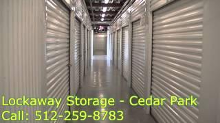 Lockaway Storage - Cedar Park