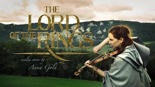 The Lord of the Rings - Violin Cover by Anna Gold