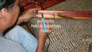 Native American Flutes By Jonah Thompson