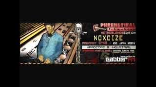 Noxoize @ Gabber FM - Phrenetikal Frequency #42