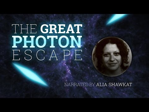 The Great Photon Escape