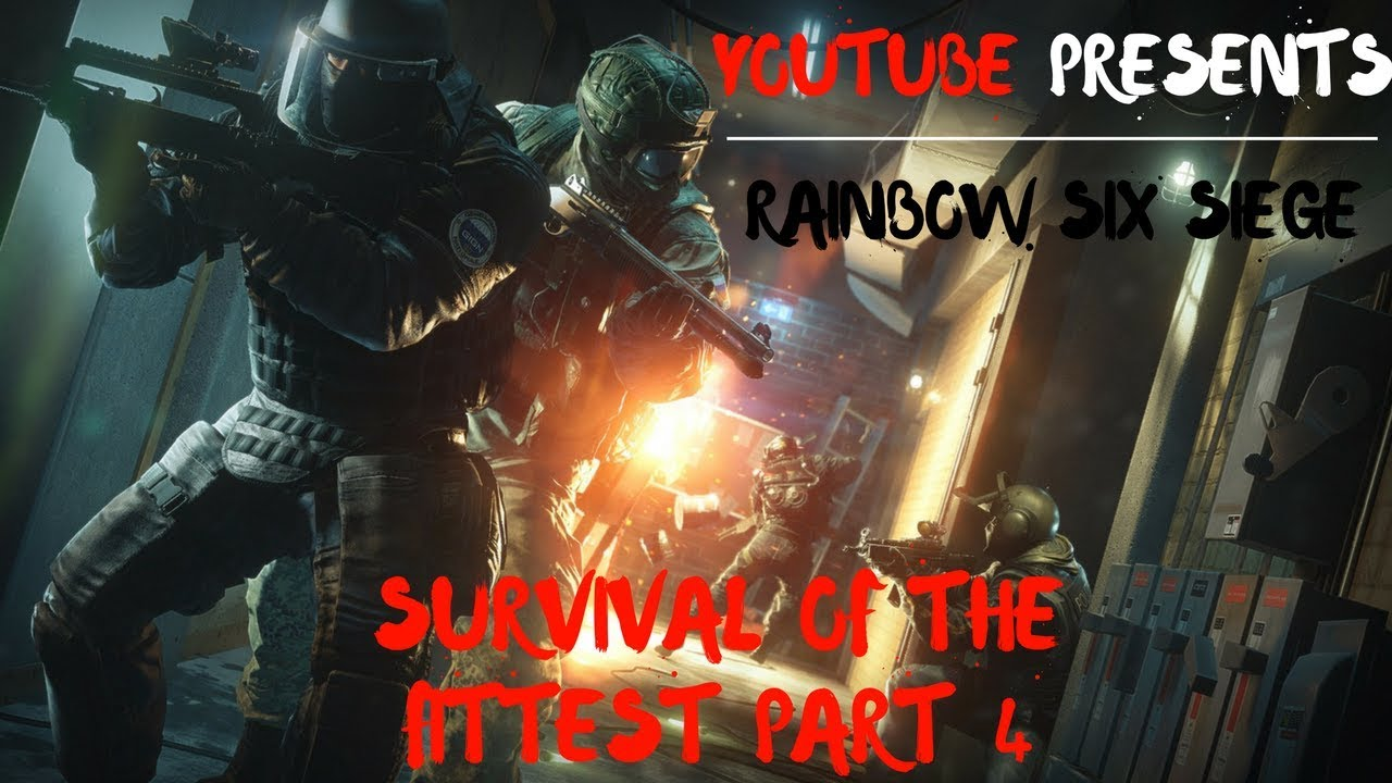 rainbow six siege multiplayer gameplay part 4 youtube. Black Bedroom Furniture Sets. Home Design Ideas