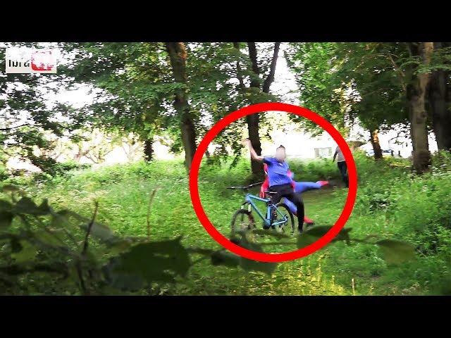 PIÉGER LES VOLEURS 3 / BAIT BIKE SPIDERMAN