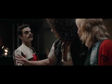 Bohemian Rhapsody - Another One Bites The Dust Scene (Rami Malek Freddie Mercury)