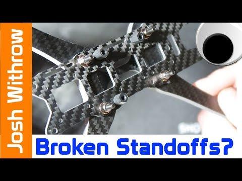 Stop Breaking Standoffs | Broken Standoff | FPV Drone PCB FC ESC Nylon