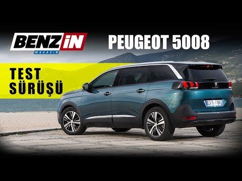 Peugeot 5008 test sr - Benzin TV 2017 * English ...