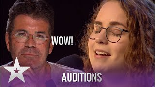 Beth Porch: Nurse Has Everyone In TEARS With Original Song.. Wow!!| Britain's Got Talent 2020