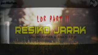 LDR PART II new  gian delastara ft Rancis Runus Flow