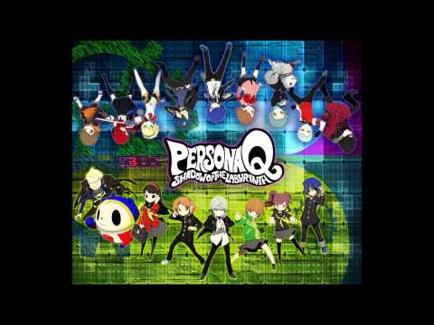 Persona Q - Like a Dream Come True (Extended)