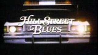 Mike Post ft. Larry Carlton - Theme From Hill Street Blues (1981)