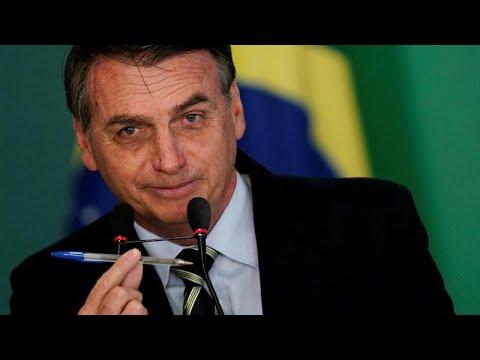 "A nova ""arma"" de Jair Bolsonaro no ataque aos criminosos"