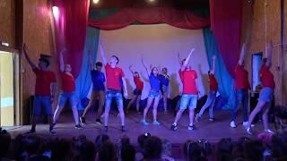 Quest Pistols Show - Непохожие.Танец  27.07.2017