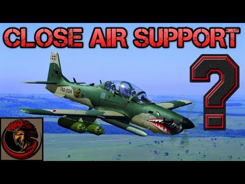 The Future Of Close Air Support - Light Attack Aircraft