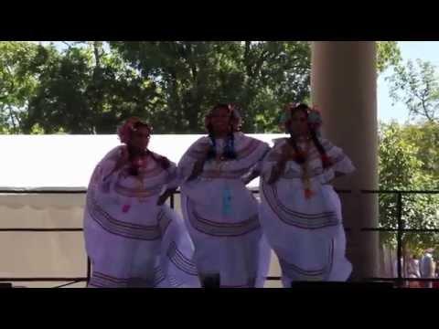 2016 KC Ethnic Enrichment Festival performance by Panama