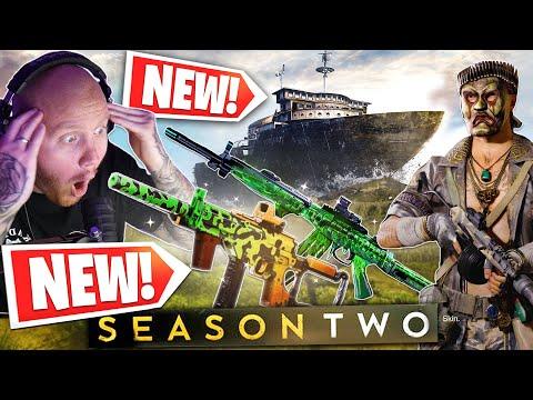 EVERYTHING *NEW* IN COLD WAR WARZONE SEASON TWO! NEW POIs, GUNS! FULL BATTLEPASS! - TimTheTatman