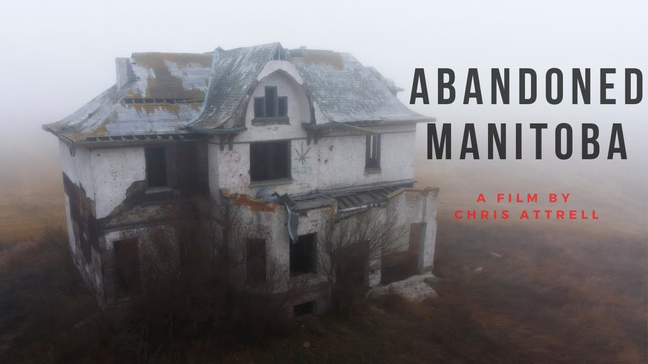 There are so many 'Ghost towns' here in Manitoba! Enjoy!