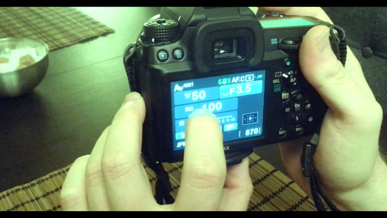 Pentax k-5 ii full hd video 2 youtube.
