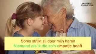 """Karaoke HD """"Omaatje lief"""" (Heintje)"""