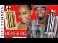 PRADA L'HOMME REVIEW & PRADA LA FEMME PERFUME REVIEW | HERS AND HIS