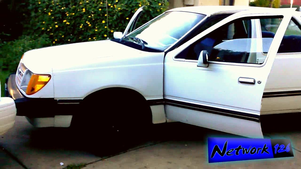 my 1984 ford tempo before i sold it youtube Blue Silver 1984 S10 Blazer my 1984 ford tempo before i sold it