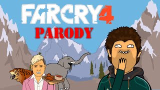 FAR CRY 4 - parody (eng sub)