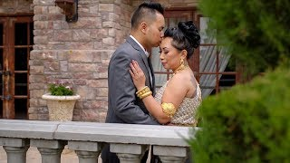 Traditional Laos Wedding and First Look at Ashley Castle, Chandler AZ - Hom and Van