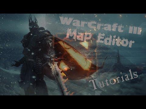 видео: warcraft 3 обучение. Создание своей доты [1/2]