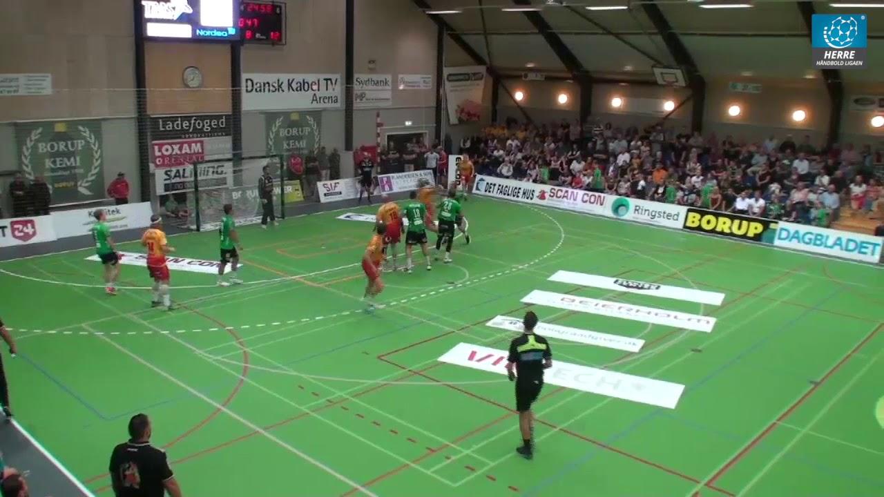 Highlights Redninger 2 Spillerunde Herre Håndbold Ligaen Youtube