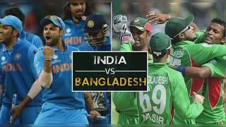 Champions Trophy 2017, India vs Bangladesh, highlights: INDIA win by 9 Wickets|Rohit sharma Century