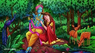 Indian Flute + Tibetan Singing Bowls Music for Yoga ॐ Meditation Music