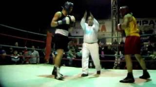 Velada boxeril con Carlos Cruzat en San Carlos - Video 8