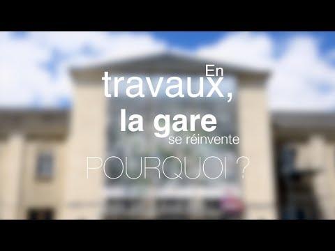 Reportage sur le Pôle Gare de Chartres