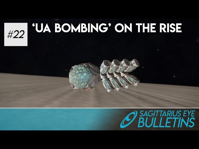 Sagittarius Eye Bulletin - 'UA Bombing' On The Rise
