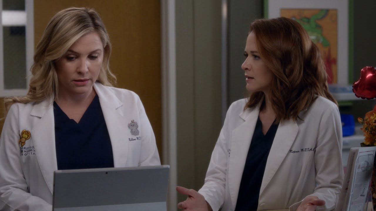 greys anatomy best moments - 579×325