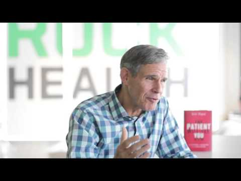 Breaking the Paternalism of Healthcare: Eric Topol // Startup Elements
