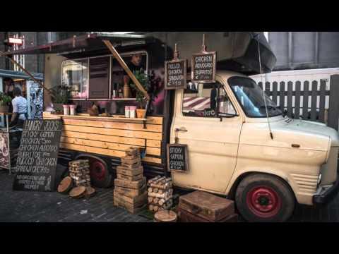Food Truck Festival   Ghent, Belgium