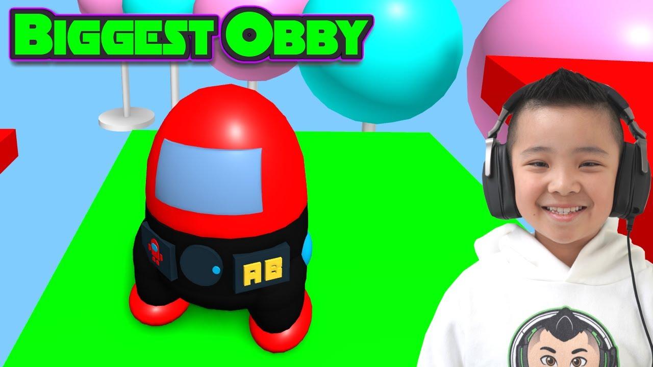 Longest Among Us Obby Roblox CKN Gaming