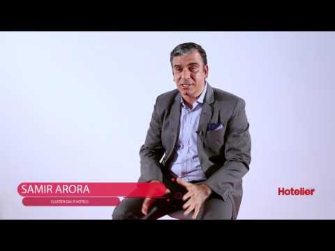 Samir Arora Cluster General Manager R Hotels