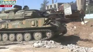 Сирия !!! Бои за частный сектор